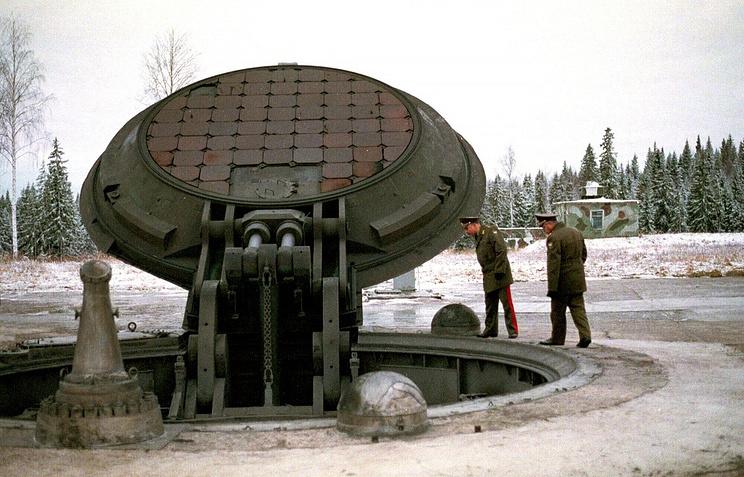 """Hình ảnh đầu tiên về siêu tên lửa """"quỷ Satan-2"""" của Nga - 2"""