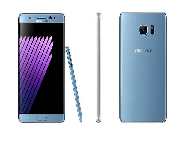 Samsung gián tiếp xác nhận sẽ tiếp tục phát triển Galaxy Note 8 - 1