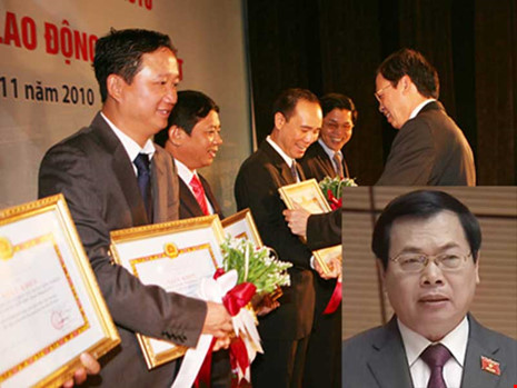 Sai phạm của ông Vũ Huy Hoàng trong vụ Trịnh Xuân Thanh - 1
