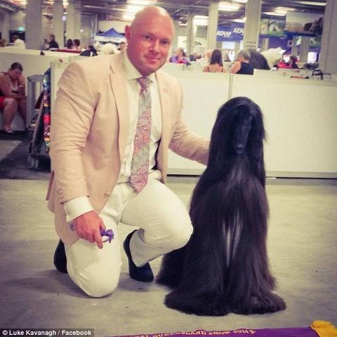 Chú chó nổi tiếng vì lông dài lượt thượt như suối tóc - 3
