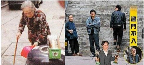Cuộc sống khổ cực của người thân Lý Liên Kiệt, Châu Nhuận Phát - 2