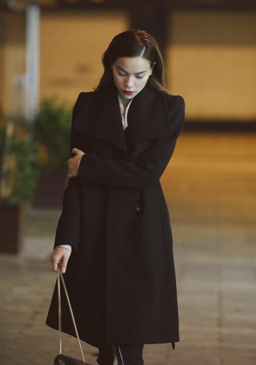 """Hà Hồ đầy quyền lực trong phim """"Gửi người yêu cũ"""" - 2"""