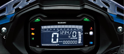 Suzuki GSX-250R chính thức ra mắt, hộp số 6 cấp - 8