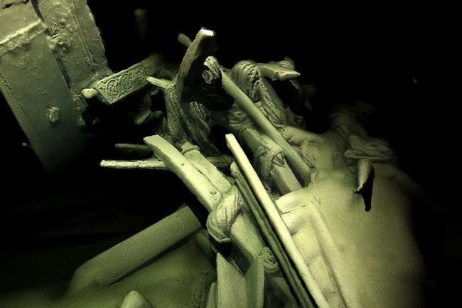 Tìm thấy đội tàu ma từ thời Trung Cổ dưới đáy Biển Đen - 5