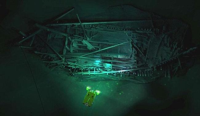 Tìm thấy đội tàu ma từ thời Trung Cổ dưới đáy Biển Đen - 3