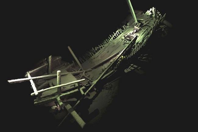 Tìm thấy đội tàu ma từ thời Trung Cổ dưới đáy Biển Đen - 2