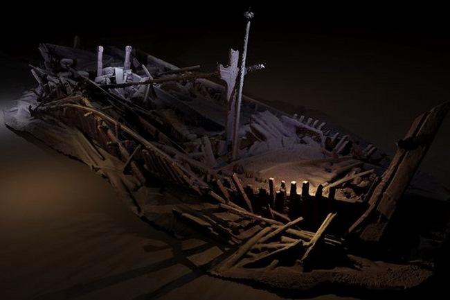Tìm thấy đội tàu ma từ thời Trung Cổ dưới đáy Biển Đen - 6
