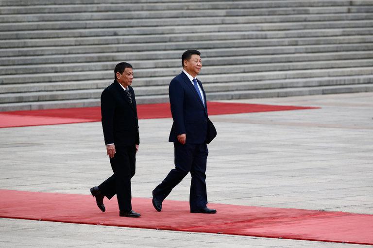 """Học giả TQ: Tổng thống Philippines là """"món quà trời cho"""" - 1"""