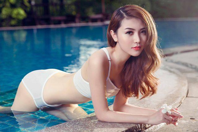 Mê mẩn ngắm 5 người đẹp Vũng Tàu hot nhất showbiz Việt - 2