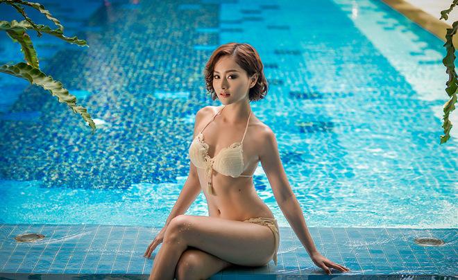 Mê mẩn ngắm 5 người đẹp Vũng Tàu hot nhất showbiz Việt - 12