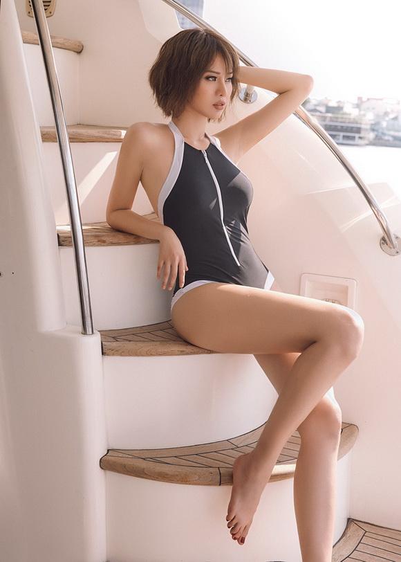 Mê mẩn ngắm 5 người đẹp Vũng Tàu hot nhất showbiz Việt - 13