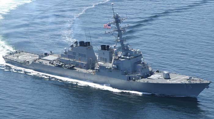 """Tàu chiến Mỹ vào Biển Đông: Cứu vãn chiến lược """"xoay trục"""" - 2"""