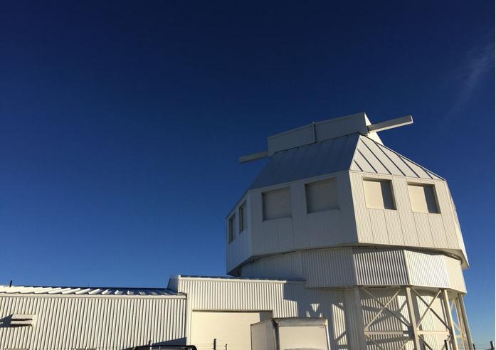 Mỹ nhận siêu kính thiên văn, sẵn sàng chiến tranh vũ trụ - 3