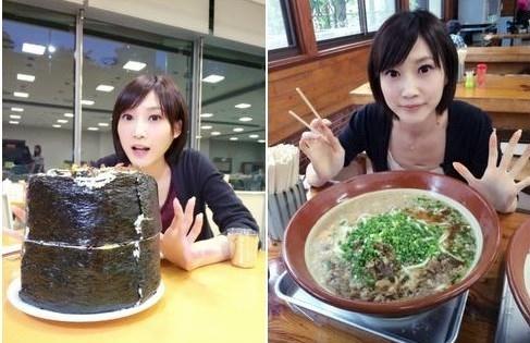 """""""Thánh ăn"""" Kinoshiata Yuka giữ dáng như thế nào? - 3"""