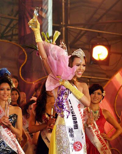 4 mỹ nữ làm rạng danh nhan sắc Việt trên đấu trường quốc tế - 1