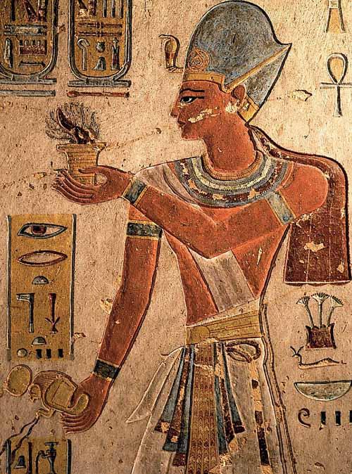 """Bí ẩn """"xác ướp la hét"""" trong hầm mộ hoàng tộc Ai Cập - 2"""