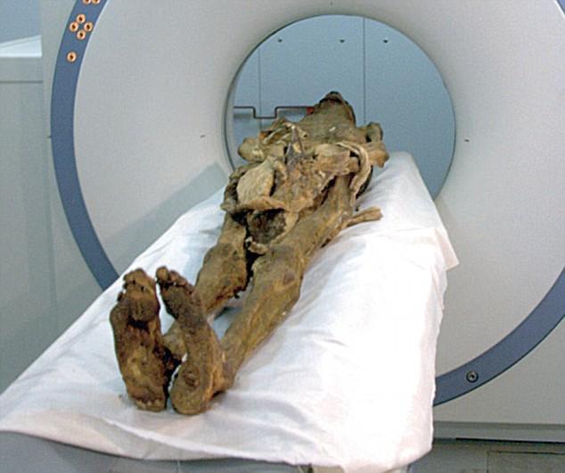 """Bí ẩn """"xác ướp la hét"""" trong hầm mộ hoàng tộc Ai Cập - 3"""