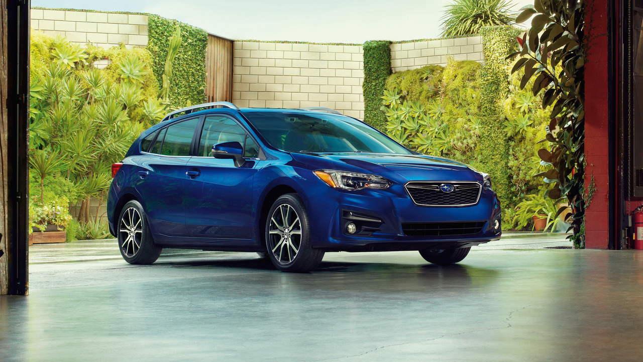 Subaru Impreza 2017 - Công nghệ cao, giá cả hợp lý - 2