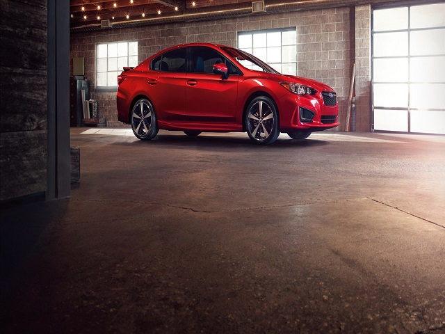 Subaru Impreza 2017 - Công nghệ cao, giá cả hợp lý - 1