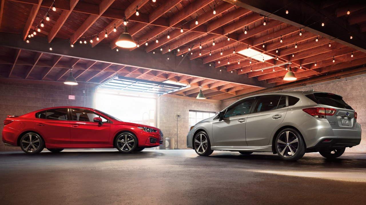 Subaru Impreza 2017 - Công nghệ cao, giá cả hợp lý - 3