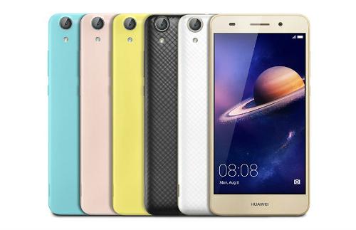 Huawei Y6II: Smartphone giá rẻ, thiết kế sang - 2