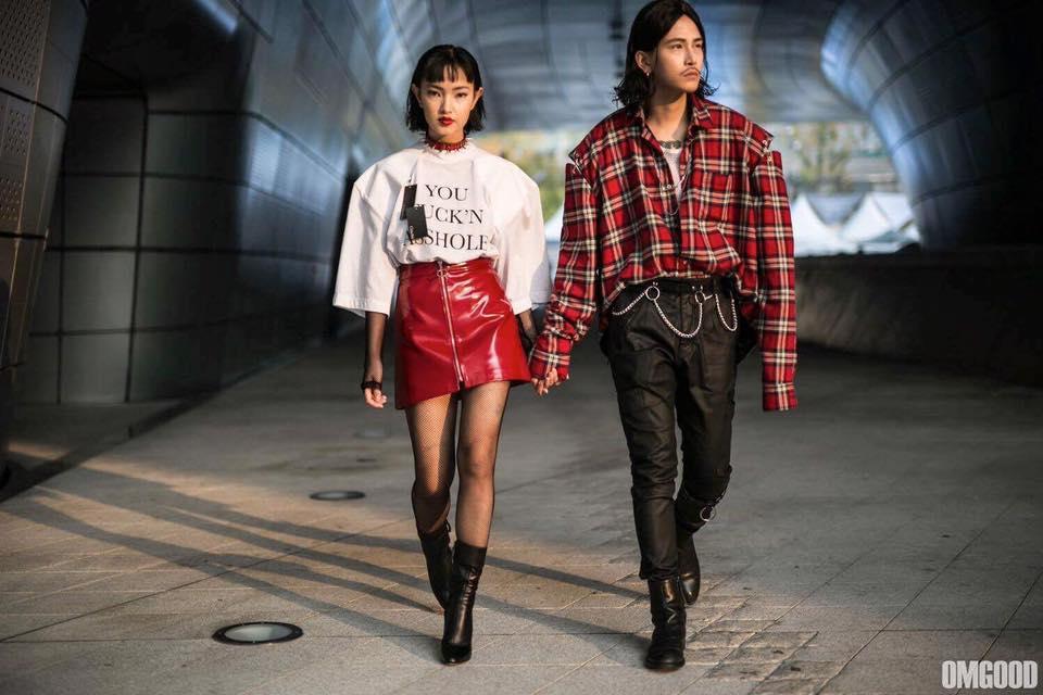 """Hot girl Châu Bùi 1m60 tự tin """"áp đảo"""" dàn mẫu 1m90 - 8"""