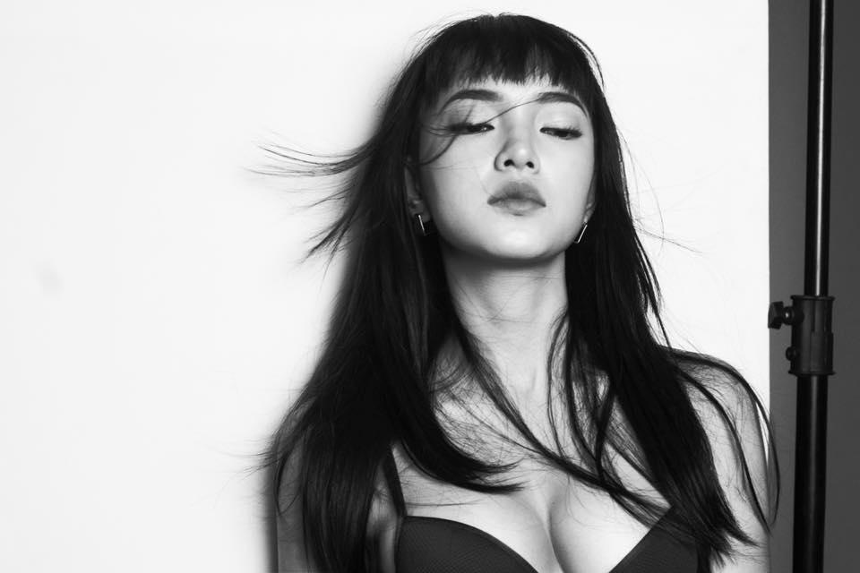 """Hot girl Châu Bùi 1m60 tự tin """"áp đảo"""" dàn mẫu 1m90 - 12"""