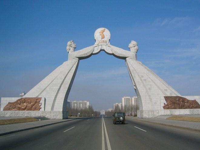 Triều Tiên hoành tráng và kỳ lạ qua 15 bức ảnh - 1