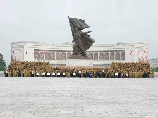 Triều Tiên hoành tráng và kỳ lạ qua 15 bức ảnh - 6