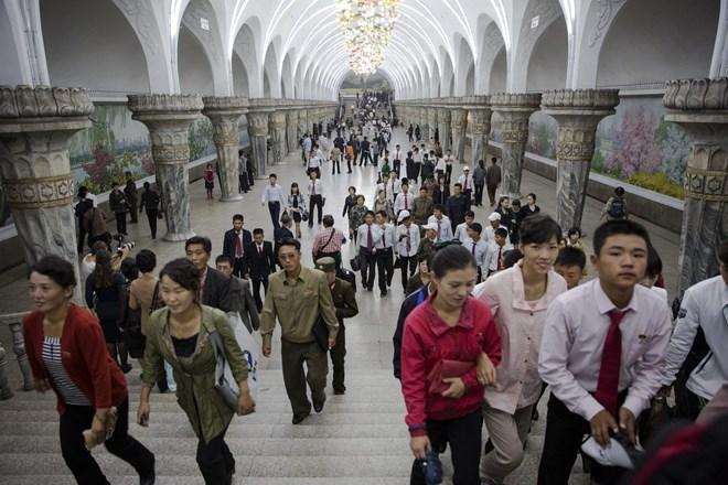 Triều Tiên hoành tráng và kỳ lạ qua 15 bức ảnh - 7