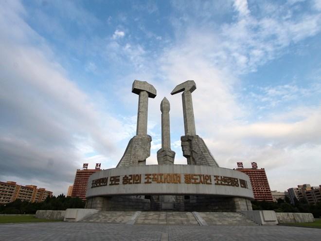 Triều Tiên hoành tráng và kỳ lạ qua 15 bức ảnh - 2