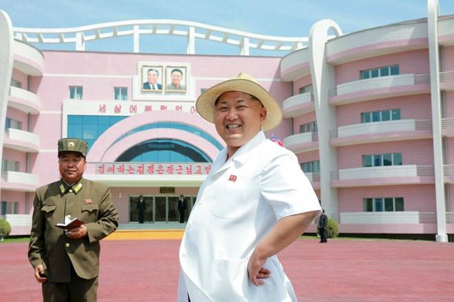 Triều Tiên hoành tráng và kỳ lạ qua 15 bức ảnh - 14