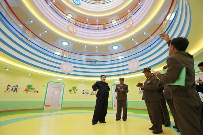 Triều Tiên hoành tráng và kỳ lạ qua 15 bức ảnh - 15
