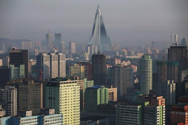 Triều Tiên hoành tráng và kỳ lạ qua 15 bức ảnh - 3