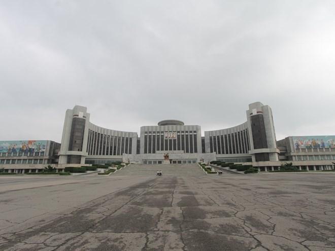 Triều Tiên hoành tráng và kỳ lạ qua 15 bức ảnh - 4