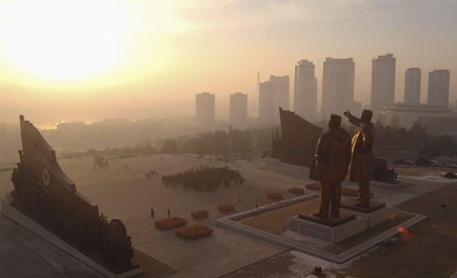 Triều Tiên hoành tráng và kỳ lạ qua 15 bức ảnh - 5