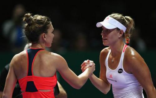 WTA Finals ngày 3: Kerber khẳng định sức mạnh - 1