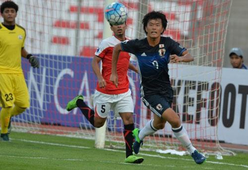 """U19 Nhật Bản: """"Ngọn núi"""" trước mắt U19 Việt Nam - 1"""