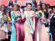 Thời trang - Ngọc Duyên bất ngờ đăng quang Nữ hoàng sắc đẹp toàn cầu