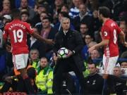 Bóng đá - MU: Mourinho bị chỉ trích vì lạnh lùng với học trò