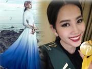 Thời trang - Nam Em giành giải vàng Hoa hậu ảnh Miss Earth