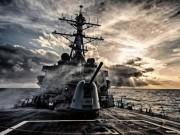 """Tàu chiến Mỹ vào Biển Đông: Cứu vãn chiến lược """"xoay trục"""""""