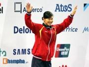 Thể thao - Giải bơi thế giới: Ánh Viên phá kỷ lục cá nhân
