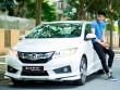 Trưng bày và trải nghiệm các mẫu xe Honda Ô tô mới nhất tháng 11/2016