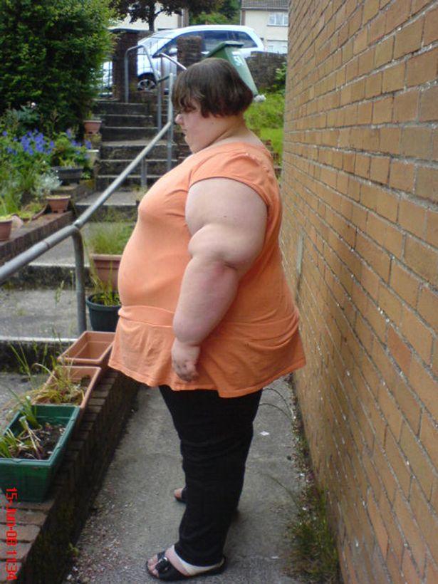 Cô gái béo nhất nước Anh bị bạn trai đá vì giảm cân - 4
