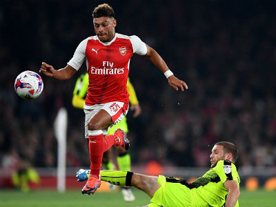 Chi tiết Arsenal – Reading: Kết cục an bài (KT) - 5