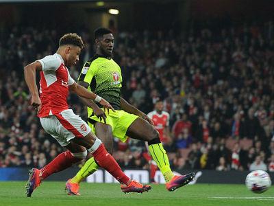Chi tiết Arsenal – Reading: Kết cục an bài (KT) - 6