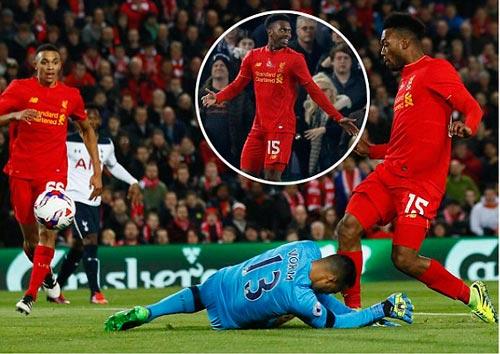 Liverpool - Tottenham: Ngôi sao và cú đúp - 1