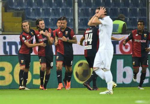 Genoa - Milan: Trở lại mặt đất - 1