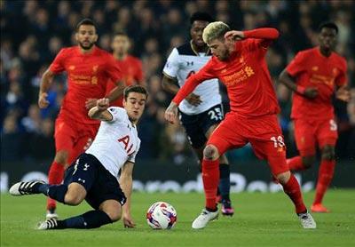 Chi tiết Liverpool - Tottenham: Nỗ lực không thành (KT) - 3